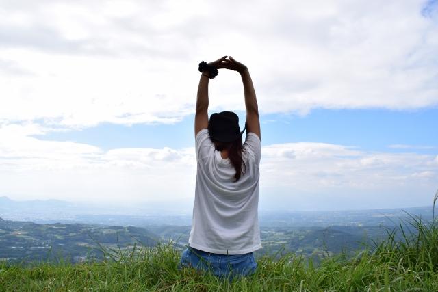 ストレスと背中の痛み