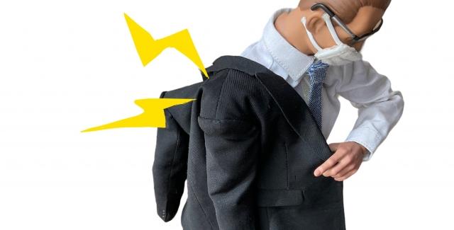 五十肩・肩関節の問題・肩コリ・首こり
