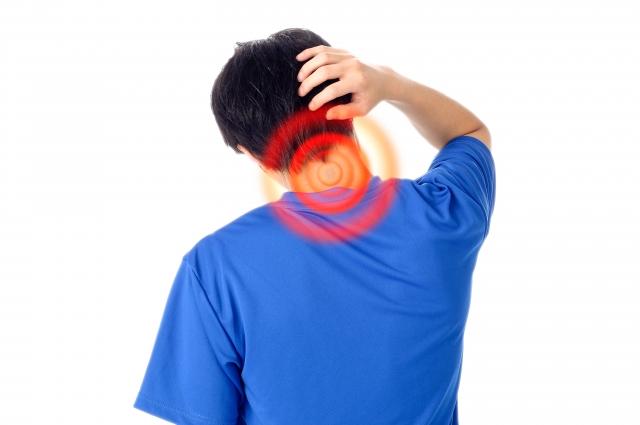 頸椎椎間板ヘルニア・頚肩腕症候群・胸郭出口症候群
